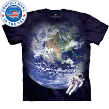 The Mountain ASTRO EARTH Astronaut NASA Space Walk USA T-Shirt S-3XL NEW