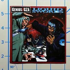 Wu Tang GZA Liquid Swords 4