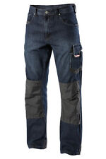 Hard Yakka Legends Workwear Denim Pants Triple Seam Jeans Trousers New