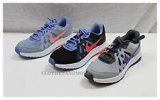 NIKE DART 11 WOMEN SAMPLE SHOES NIB 724477 GRAY/BLACK/MULTICOLOR SIZE 8