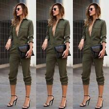Summer Women's Playsuit Bodycon Party Clubwear Jumpsuit Romper Trousers Clothes