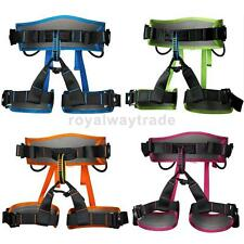 Safety Harness Seat Belt Sitting Bust for Rock Tree Climbing Rappel Rescue Equip