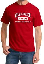 2014 Dodge Challenger American Muscle Car Classic Design Tshirt NEW