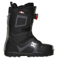 2015 DC SCOUT BOAT BOOTS (BOYS) (BLACK) SELECT SIZE #ADY0100008 BRAND NEW!!