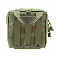 Tactical Molle EMT First Aid Medic Pouch Utility Tool Organizer Bag Best Seller