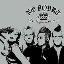 The Singles 1992-2003 by No Doubt (CD, Nov-2003, Interscope (USA))674