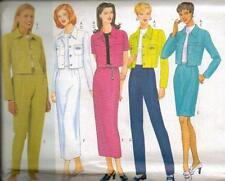 Butterick 4828 Misses' Jacket, Top, Skirt and Pants   Sewing Pattern