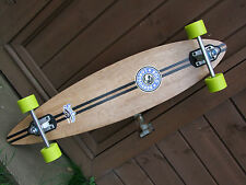 Pintail Longboard Skateboard High Performance Carbon Fiber Composite