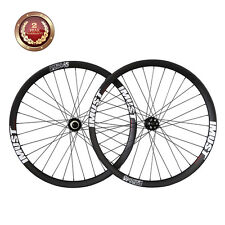 IMUST Carbon 29er All  Mountain Wheelset 40mm Wide Clincher Tubeless Compatible