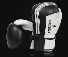 Adult Pro Boxing Training Gloves Combat Fighting Gloves 12 oz