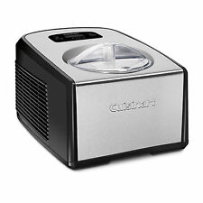 Cuisinart 1.5-Quart Electric Yogurt Gelato Ice Cream Sorbet Maker Freezer Frozen