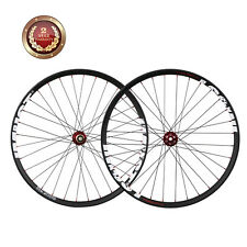 IMUST 29er Plus Carbon Mountain Bike Wheelset 50mm Wide Clincher Tubeless Ready