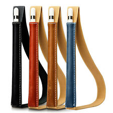 Genuine Leather Sleeve Case Cover Pouch Bag Holder for Apple iPad Pro Pencil #GB