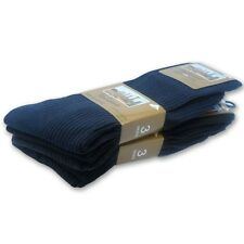 Size 11-13 Mens Quality Cotton Italiano Socks 6 pair only £8.99 free postage