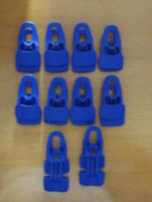 Midi Holdon Pack of 10 In Blue