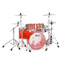BRAND NEW PEARL CRB Crystal Beat 4pc Drum Set CRB524P/C Shell Pack 22 10 12 16