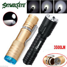 3500LM 3 Modes CREE XML T6 LED Zoomable Flashlight Torch Outdoor Lamp Light Hot