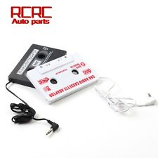 3.5mm JACK AUX CAR AUDIO TAPE CASSETTE ADAPTER IPHONE IPOD NANO MP3 CD MD RADIO