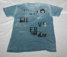NEW QUIKSILVER T Shirt (Tee)  100% Authentic Surf-  Skate Skateboard & Surf #20