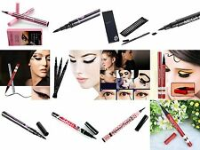 Liquid Eye Liner Pen Pencil Black Waterproof Eyeliner Makeup Beauty Cosmetic HOT