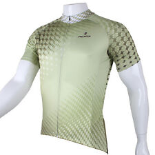 Men Short Sleeve Cycling Jersey Bicycle Bike Rider Top Sportwear Clothing D291s