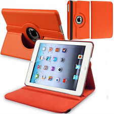 Multicolor 360 Rotating Stand Smart Cover PU Leather Case for Apple iPad Air