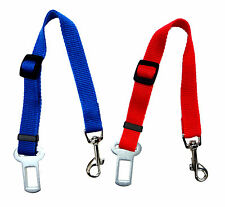 Auto Car Dog Pet Seat Safety Belt Connector to Harness Accessories Safe for Pet