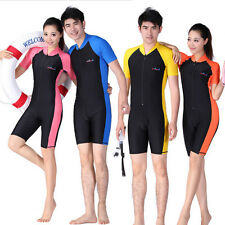 New Fashion Men Women Unisex Snorkeling Wetsuit Rash Guard Surfing Surf Swimwear