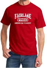 1960 Ford Fairlane American Muscle Car Classic Design Tshirt NEW