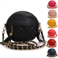 Women Bags Tassel Small Leather Crossbody Bags Coin Bag Lady Handbags 026e