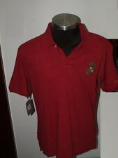 New Red United States US Marines Corps USMC Marine Military Polo Shirt Shirts
