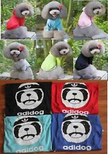 New Fashion Various Pet Clothing Coat Puppy Small Dog Cat Jogging Sport Apparel