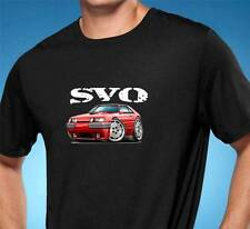 1984 1985 Ford Mustang SVO Classic Car Tshirt NEW FREE SHIPPING