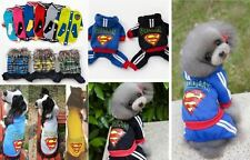 2016 New Fashion Various Clothing For Pet Puppy Kitten Vest T-Shirt Apparel