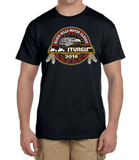 76TH - STURGIS MOTORCYCLE RALLY AND RACES OFFICIAL LOGO T-SHIRT 2016