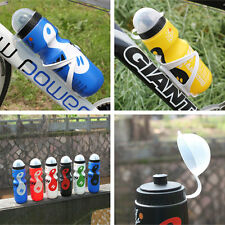 750ML Outdoor Drink Water Bottle Sport Camping Mountain Cycling Bike Bicycle New