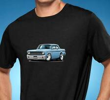 1964 Ford Falcon Muscle Car Art Cartoon Tshirt NEW