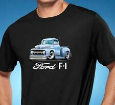 1950 1951 1952 Ford F-1 F1 Classic Truck Tshirt NEW FREE SHIPPING