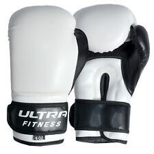 Boxing Gloves MMA Sparring Punch Bag Muay Rex LeatherThai Grappling mitts