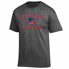 Syracuse Orange Lacrosse NCAA Grey T Shirt