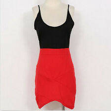 Suspenders Dress  Fashion Sexy Low-Cut Tight 2016 Mixed Colors Package Hip