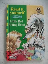 Ladybird Book, Read It Yourself, little red riding hood.     4