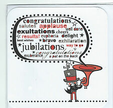 Exam Congratulations -  Brand New Congratulations Card - FREE UK P&P