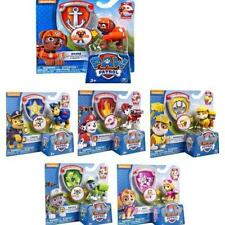 Cute PAW PATROL Deformation Dog ACTION FIGURE PACK PUP Shield Kids GIFT Toy Doll