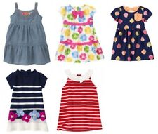 NWT Gymboree Toddler Girl Size 5T Dresses Lot 5 Summer Spring Fall Dresses Lot