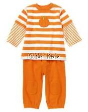 Gymboree Boys Newborn NWT Halloween Two Piece Outfit Size 3 6 12 18 Months New