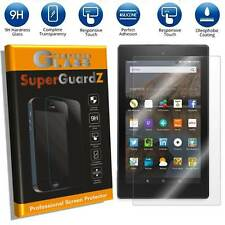 2x Tempered Glass Screen Protector Guard Shield Armor For Amazon Fire + 2 Stylus