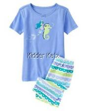 Gymboree Girls NWT Gymmies Mermaid Seahorse Size 12 18 24 Months New