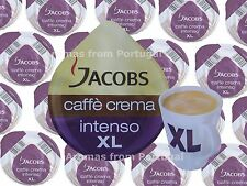 TASSIMO - JACOBS CAFFE CREMA INTENSO XL Coffee Strong T-DISCS Capsules