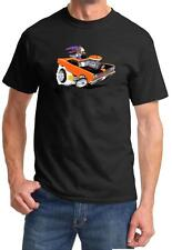 1968 1969 Plymouth Roadrunner Monster Muscle Car Tshirt NEW